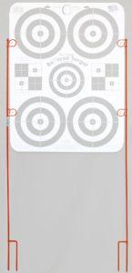 Steel Target with Reversa Target 2